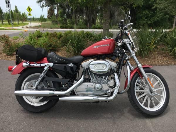 Photo 2004 Harley 883 Sportster - $3,900 (Hudson)