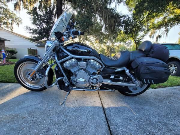 Photo 2004 Harley Davidson VSRC V-Rod - $6,000 (Brandon)