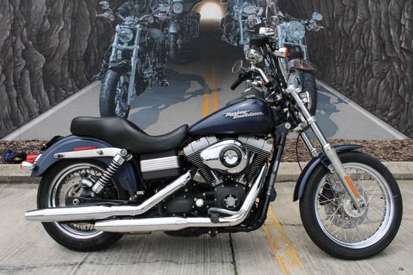 Photo 2008 Harley-Davidson Dyna Street Bob FXDB - $7,750 (South Ta)
