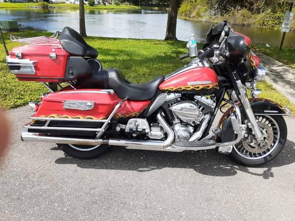 Photo 2010 Harley Davidson Ultra Classic $9400 - $8,900 (Largo)