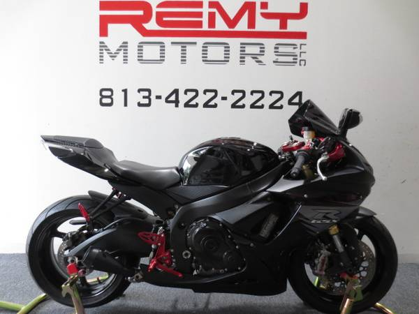 Photo 2012 Suzuki GSXR 750 Low Miles FINANCING Available - $7,499 (Riverview)