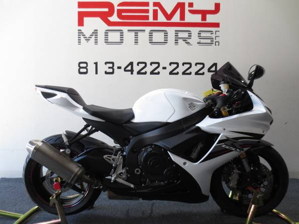 Photo 2014 Suzuki GSXR 750 Low Miles FINANCING Available - $8,599 (Riverview)