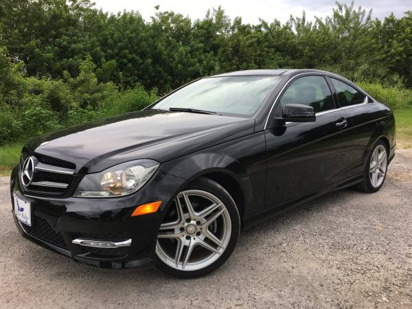Photo 2015 MERCEDES-BENZ C-250 ONLY 17K 1 OWNER CLEAN CARFAX LIKE NEW - $22,800 (FINANCING YES (772) 212-3005 PSL)