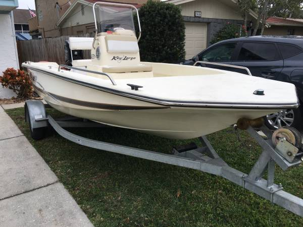 Photo 2016 flats boat center console Bay boat - $12,500 (New port richey)