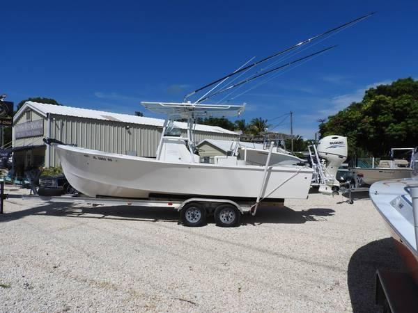Photo 2017 24 Custom Morgan bay fishing boat Price reduced - $77,000 (Key Largo)