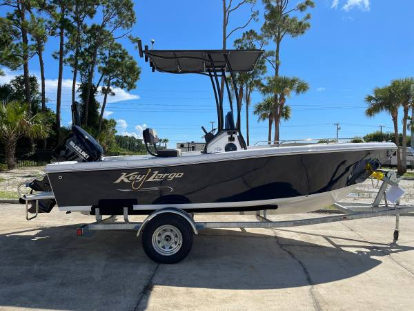 Photo 2022 Key Largo 1800CC Center Console Boat - $38,988 (Edgewater, FL)