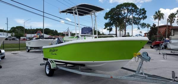 Photo 2022 Key Largo 1800CC Center Console Boat - $38,988 (Palm Harbor)