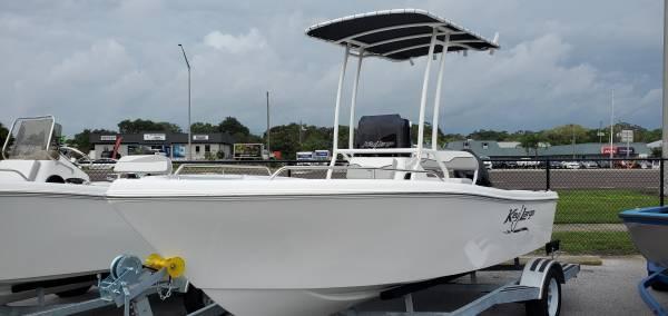 Photo 2022 Key Largo 1800CC Center Console Boat - $34,990 (Palm Harbor)