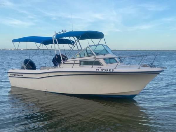 Photo 22ft Grady white seafarer - $18,000 (Orlando)