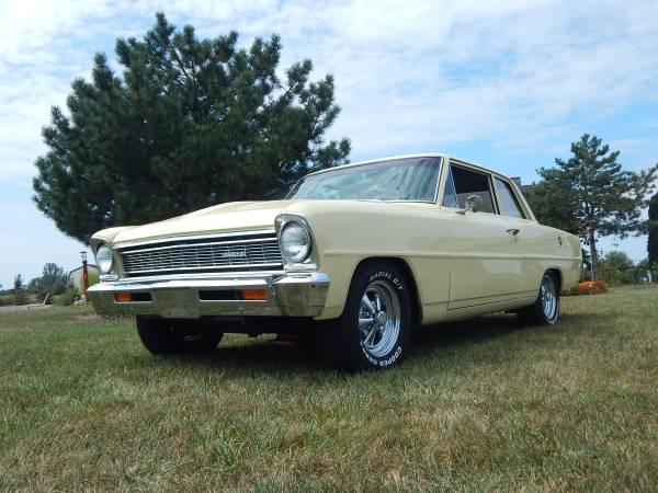Photo 66 Chevy II Nova - $22900 (sebring)