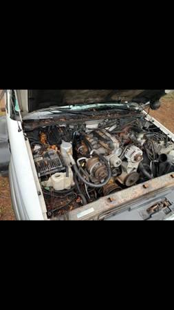 Photo 95 Chevy blazer - $800 (Sebring fl)