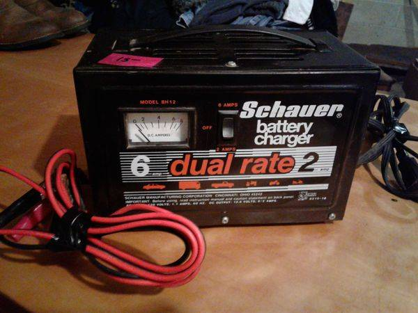 Photo AutoMarine Battery Charger, Battery Jump Box, Long Jumper Cables (Largo)