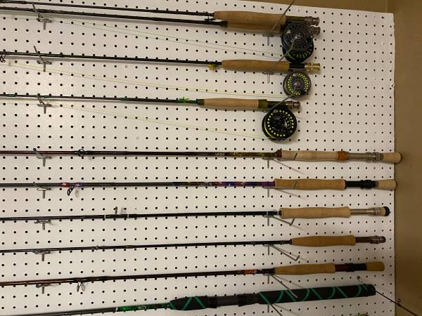 Photo Custom Built Flyrod - $150 (Sebring)