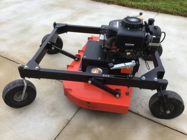 Photo DR Field  Finish Mower Tow Behind - $1,250 (Avon Park)