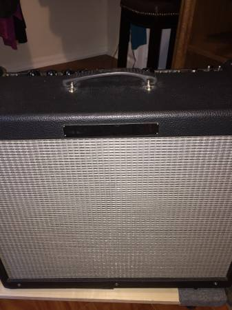 Photo Fender Hot Rod Da Ville 212 - $700 (Tarpon Springs)