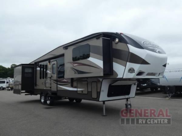 Photo Fifth Wheel 2014 Keystone RV Cougar High Country 337FLS - $29,993