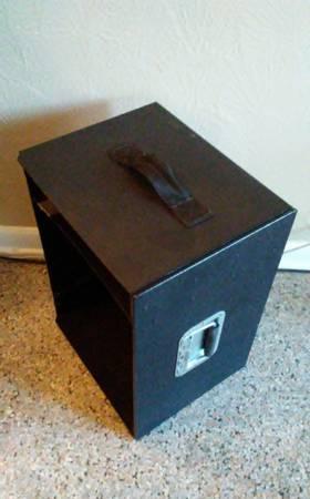 Photo Heavy Duty Record Crate - $15 (Orlando)