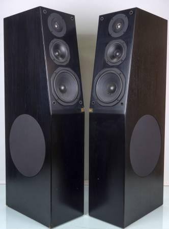 Photo JBL Floor Standing Stereo Loud Speaker System, Powered Subwoofer (Largo)