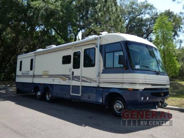 Photo Motor Home Class A 1997 Fleetwood RV Pace Arrow 34K - $19,999