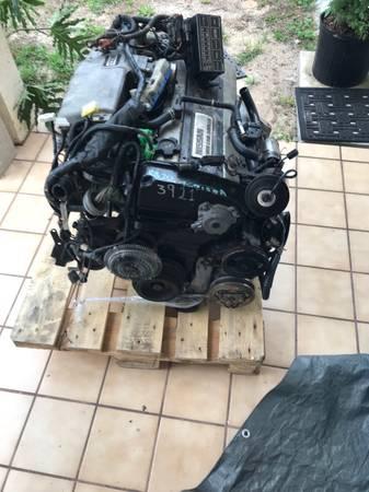 Photo Nissan R32 Skyline RB20det Complete motor - $4,000 (Avon Park)