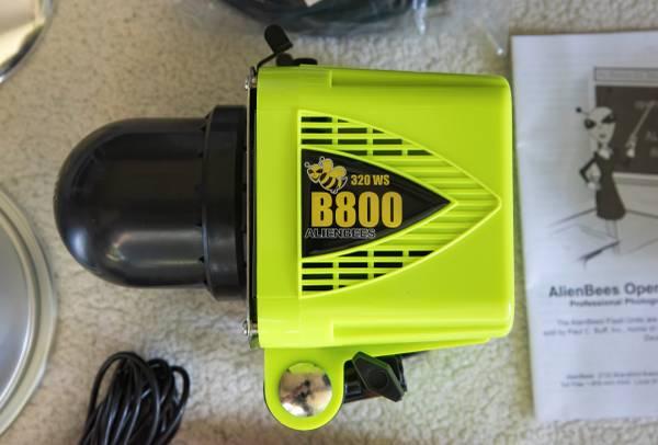 Photo Paul C. Buff Alien Bees B800 Flash Unit - $150 (Port St. Lucie)