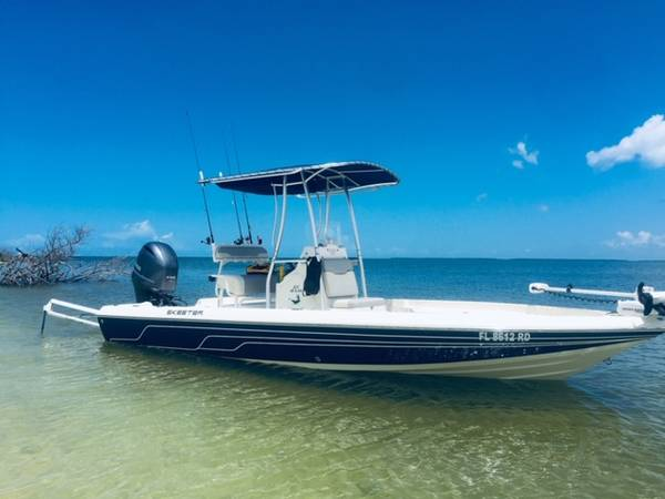 Photo Skeeter SX210 Bay Boat - $44000 (Lake Placid)