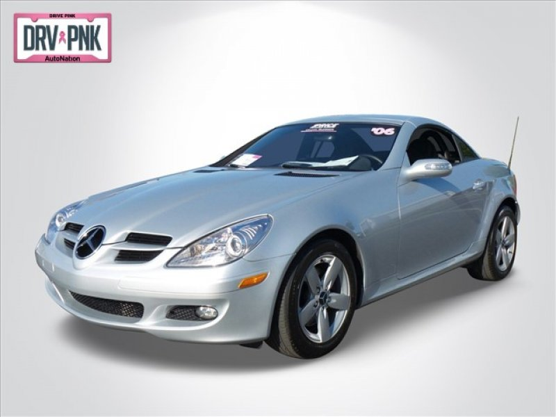 Photo Used 2006 Mercedes-Benz SLK 280  for sale