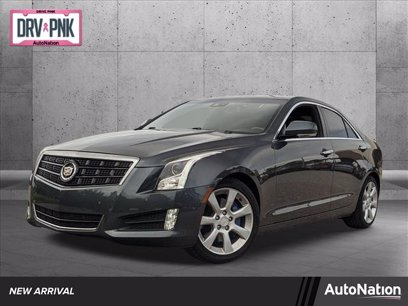 Photo Used 2013 Cadillac ATS Performance for sale