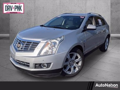 Photo Used 2014 Cadillac SRX FWD Performance for sale