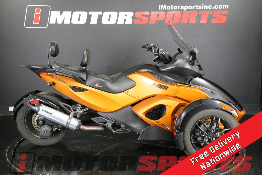 Photo 2011 Can-Am Spyder RS-S SM5 $8999