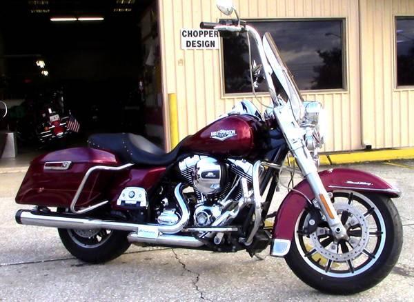 Photo 2016 Harley-Davidson ROAD KING CLASSIC $252.28252.28