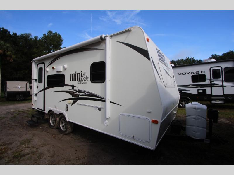Photo Used 2015 Forest River Rv Travel Trailer RV  $14999