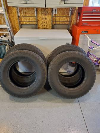 Photo 17 inch tires - $50 (White Heath)