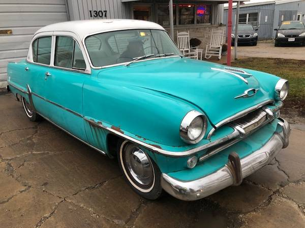 Photo 1954 Plymouth Belvedere - $4995 (Chaign)
