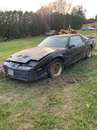 Photo 1988 Pontiac trans am GTA 5.7 - $2,000 (Near mahomet)