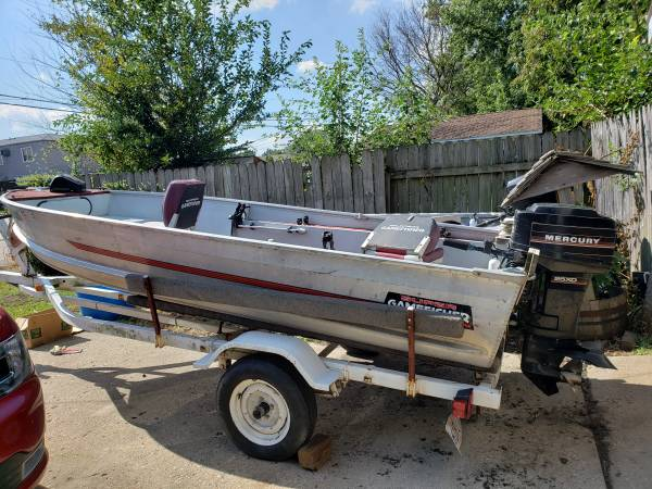 Photo 1990 Sears 1344V Gamefisher - $1600 (Chaign)