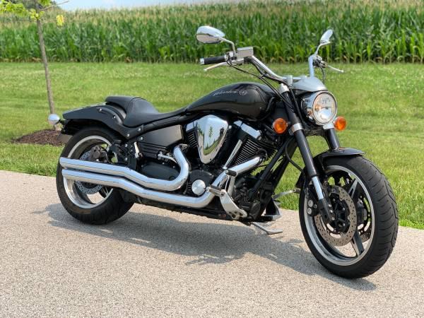 Photo 2003 Yamaha Road Star Warrior - $4,990 (West Lafayette, IN)