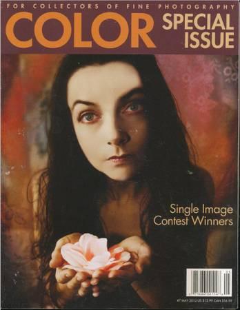 Photo Black and White  COLOR Magazine - $10 (Loda)