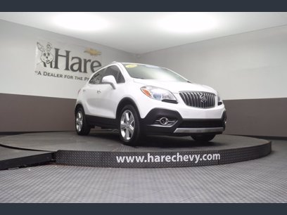 Photo Certified 2016 Buick Encore FWD Convenience for sale