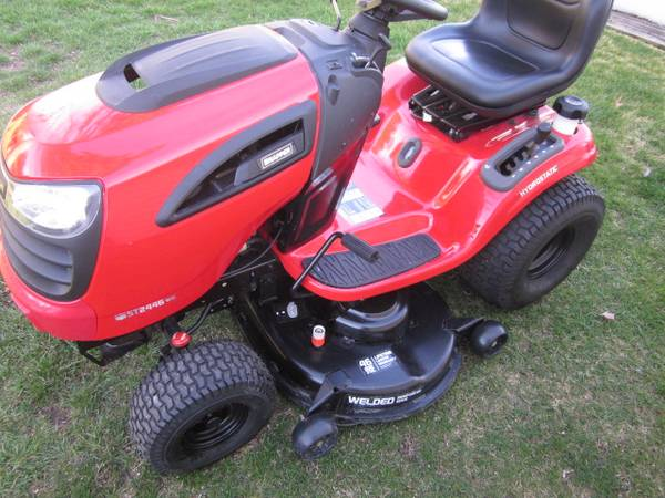 Photo NEW Snapper 46quot Riding Mower - $1426 (Danville)