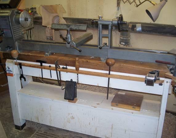 Photo Nova 3000 Wood Lathe - $750 (Urbana)