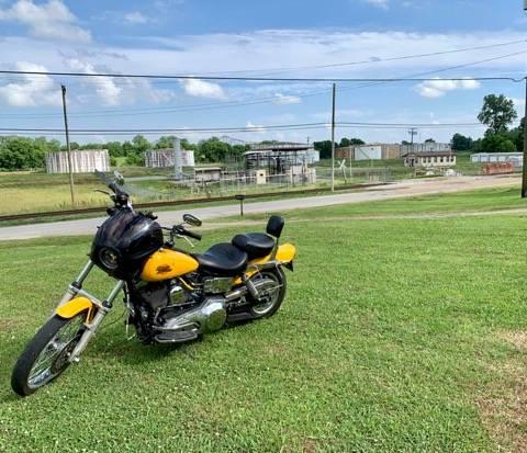 Photo Sweet 2000 Harley Wide Glide - $5,299 (Urbana)