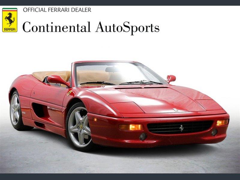 Photo Used 1999 Ferrari F355 Spider for sale