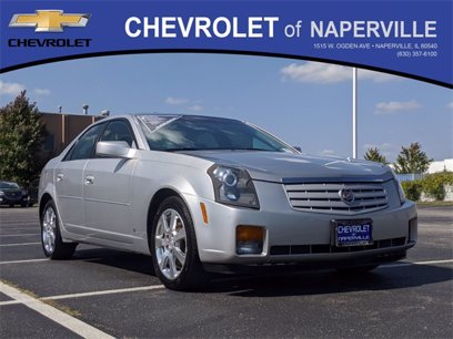 Photo Used 2007 Cadillac CTS 2.8 w 2.8L V6 Luxury Package for sale