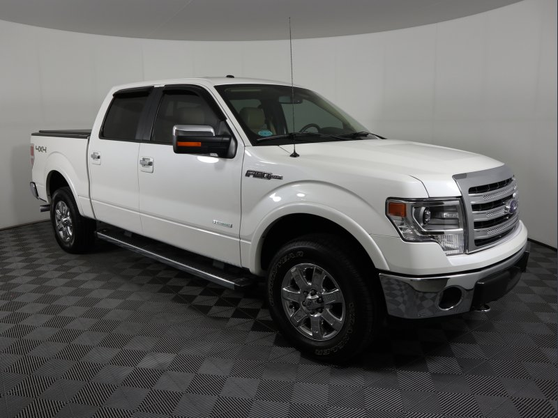 Photo Used 2014 Ford F150 4x4 SuperCrew Lariat for sale