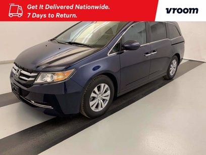 Photo Used 2017 Honda Odyssey SE for sale