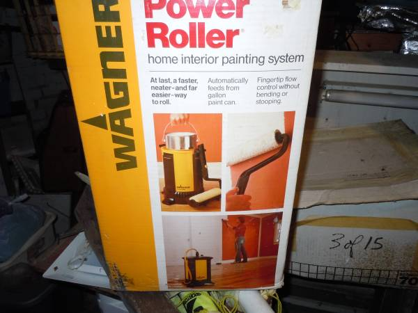 Photo Warner Power Paint Roller - $65 (Chaign)