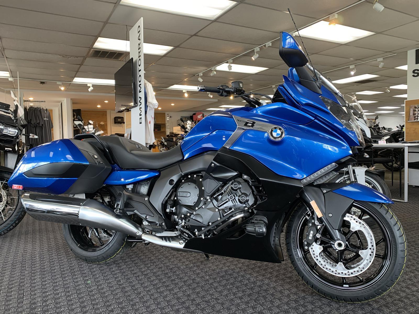 Photo 2020 BMW K1600 Bagger $26265