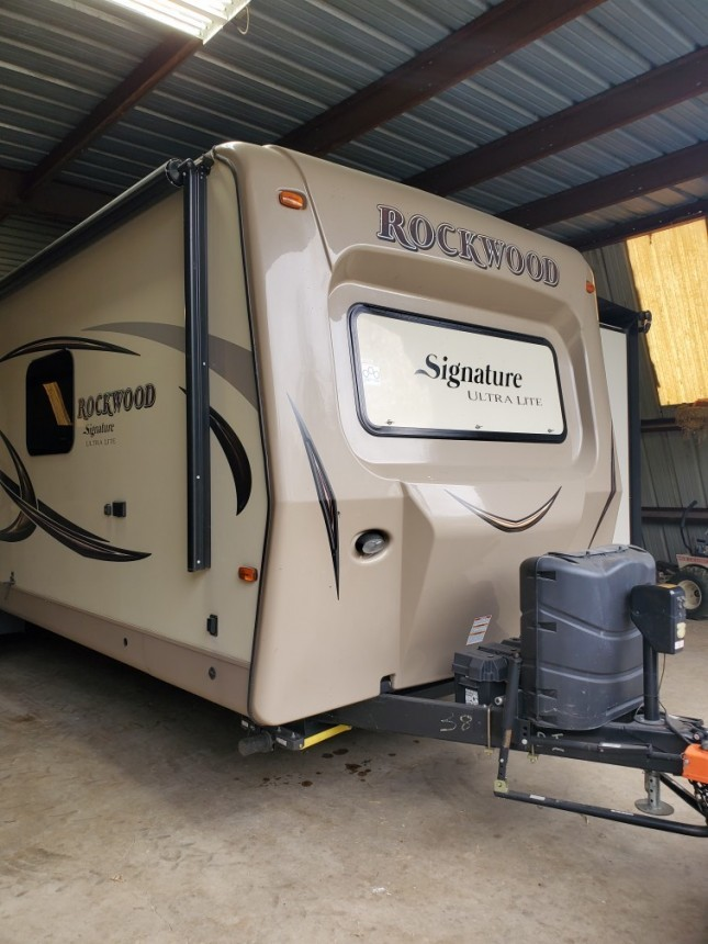 Photo Used 2016 Forest River Travel Trailer RV  $26900