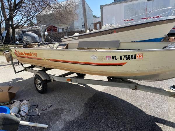 Photo 17 bass tracker - $3,800 (Hanover)